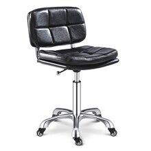 Подъемный взрывозащищенный вращающийся шкив большой рабочий стул красота табурет задняя стрижка парикмахерский массажный стул для ногтей
