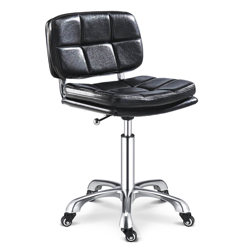 Lifting Explosion-proof Rotating Pulley Large Work Chair Beauty Stool Back Haircut Hairdressing Nail Massage Stool