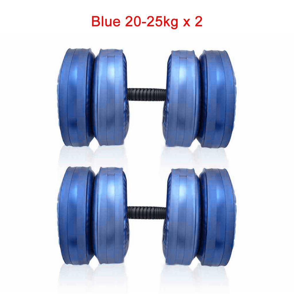 2pcs 25KG Blue