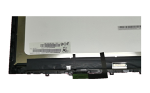 "Image 5 - L380 용 Yoga 20M7 20M8 노트북 ThinkPad 13.3 ""LCD 조립품 터치 스크린 기존 LGD 02DA313 FHD 1920*1080 IPS 72% NTSC 테스트"