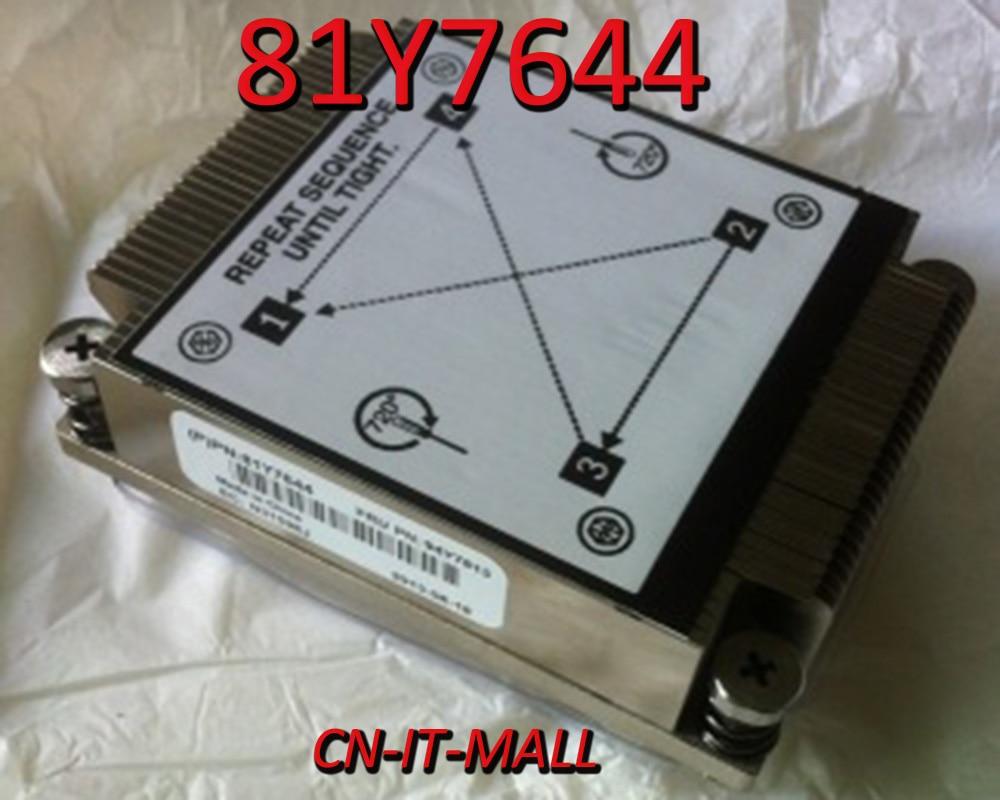 81Y7644 94Y7813 Heatsink For X3630 M4 X3530 M4