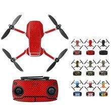 Waterproof Stickers PVC Protective Film Decal for Mavic Mini Colorful Full Cover Sticker for DJI Mavic Mini Drone Accessories