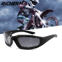 outdoor sports Outdoor Sports Cycling Glasses Safety Eye Protection Anti-glare Waterproof Biker Motocross Motorbike Motorcycle Moto Riding (1)