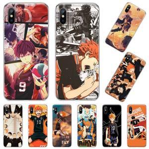 volleyball Haikyuu Japan anime DIY Painted Bling Phone Case For iphone 4 4s 5 5s 5c se 6 6s 7 8 plus x xs xr 11 pro max(China)