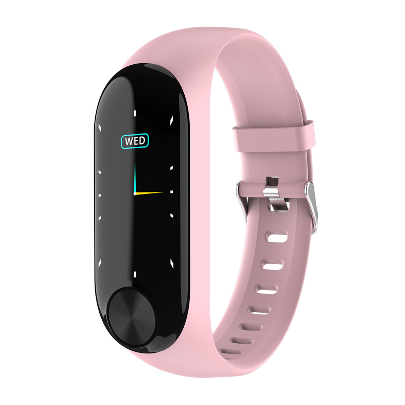 "Y10 Smart Bracelet 0.96"" Color Screen Heart Rate Blood Pressure Monitoring Fitness Sports SmartBracelet"