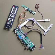 Drive-Board Dvb 3663 Diy-Kit Lvds-Screen HM185WX1-300 VGA TV USB AV Digital LCD Fit 30-Pin