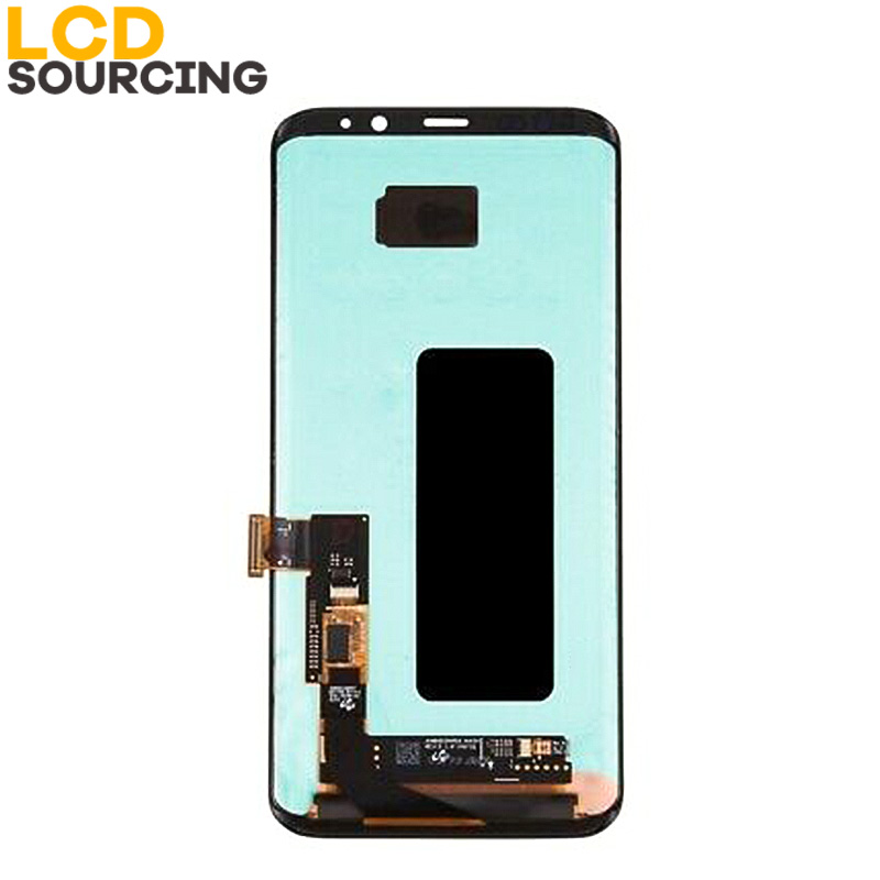 Image 4 - AMOLED S8 For SAMSUNG Galaxy S8 LCD Display G950 G950F Touch Screen Digitizer Assembly For S8+ Plus G955 G955F replace-in Mobile Phone LCD Screens from Cellphones & Telecommunications