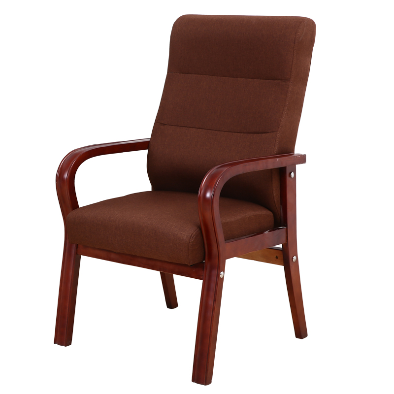 Cloth leather chair Mahjong chair Chess and card room tables and chairs Conference chair Office chair Staff chair Staff chair Co(China)