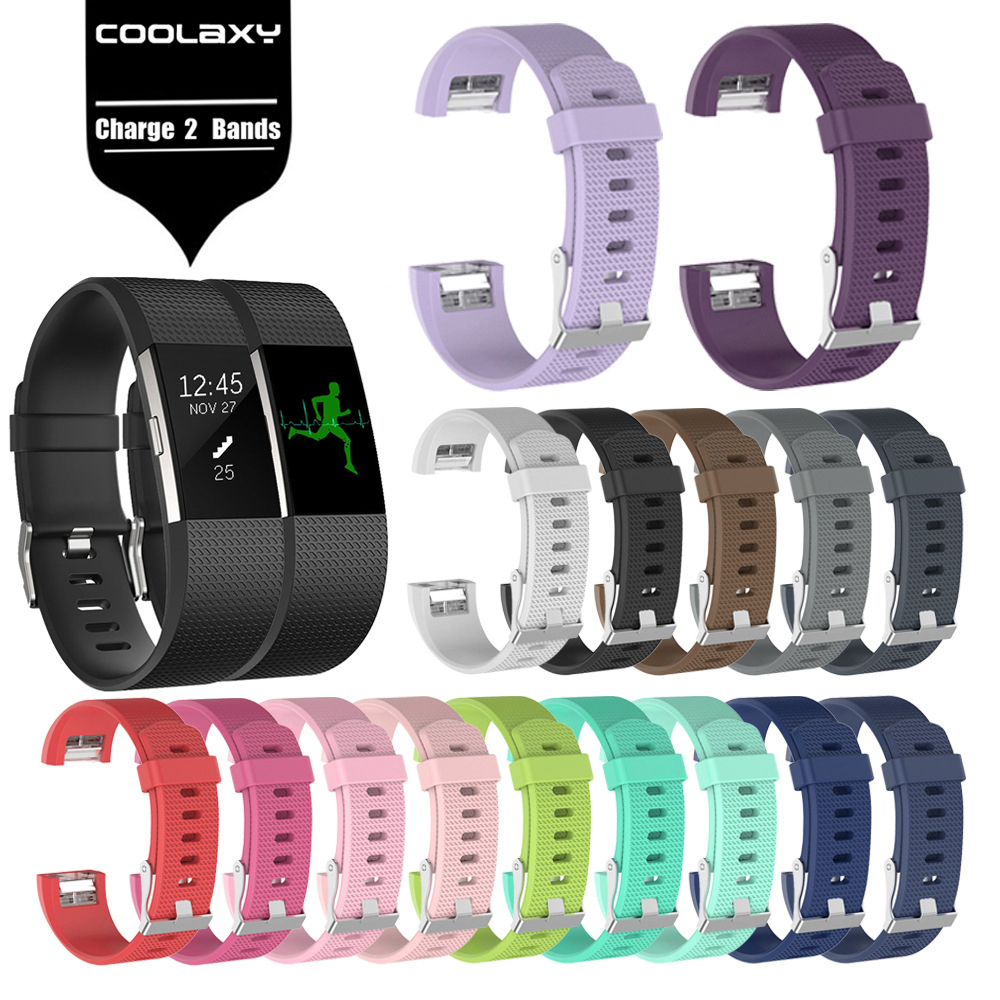 Band For Fitbit Charge 2 Strap Replacement Bracelet Strap For Fitbit Charge 2 Band Accessories Wristband For Fitbit Charge 2