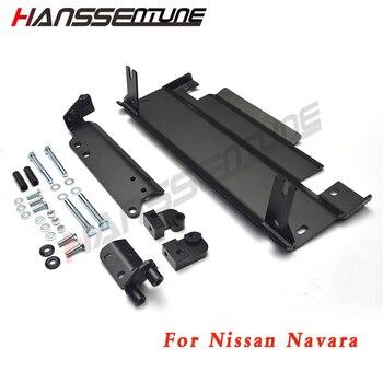HANSSENTUNE 4WD car standard Diff Drop Kits  For Nissan Navara NP300