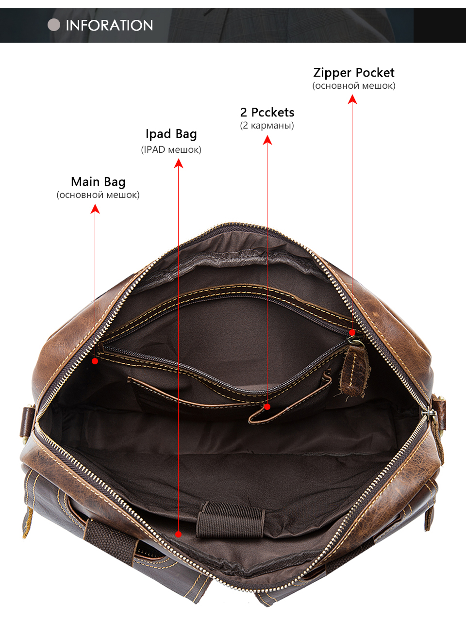 Hc1ec3acd8f194bb3ab43ceabd33faf20h MVA men's bag/briefcase leather office/laptop bag for men's genuine leather bag business document man briefcase handbag 8002-1