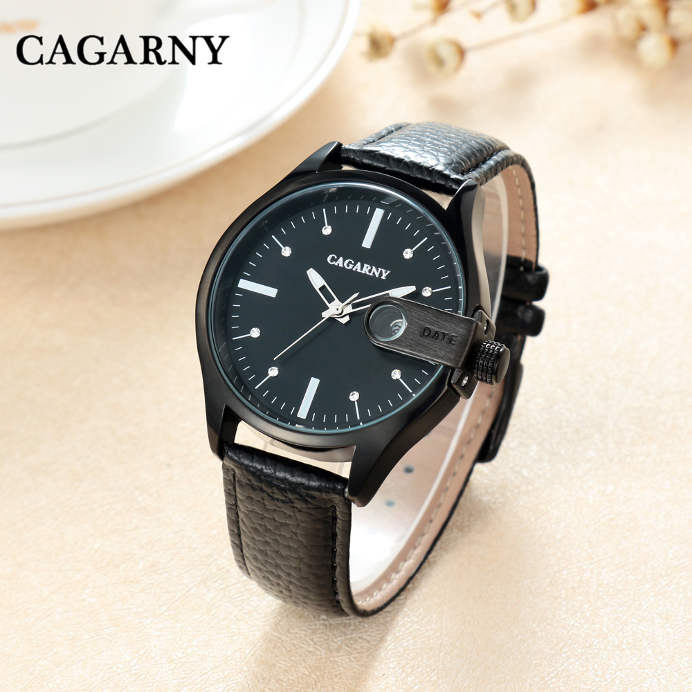 drop shipping cagarny women watches high quality wristwatches auto date waterproof free shipping ladies clock female 2020 gifts (23)