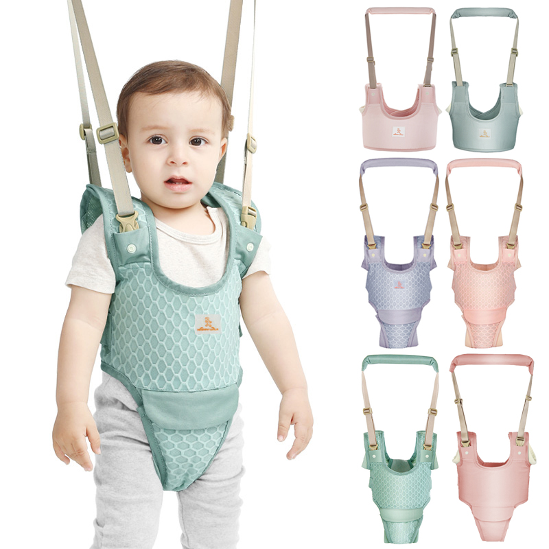 Baby Walker Portable Baby Harness Assistant Toddler Leash For Kids Learning Training Walking Baby Toddler belt