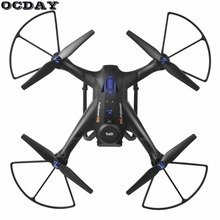 цены X183S RC Drone with 1080P 5G Camera Headless Mode Altitude Hold One Key Return Mini Remote Control GPS Quadrocopter new sale