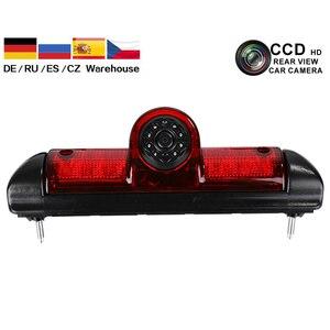 Image 1 - Araba ters dikiz kamera CCD araba fren lambası Led geri görüş kamerası FIAT DUCATO için X250 Citroen JUMPER III Peugeot BOXER III