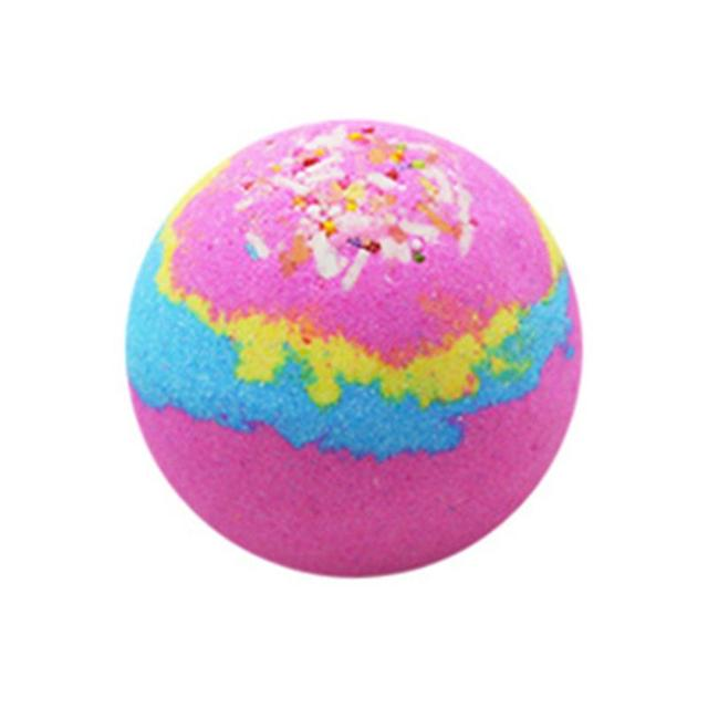 Natural Bubble Bath Salt Ball Environmental Protection and Durability Bomb Whiten Moisturize Exfoliating Soap Skin Care 3