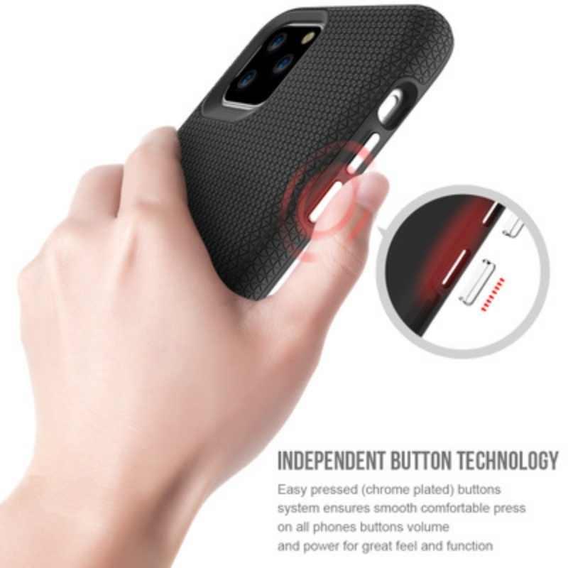 جديد ضئيلة الأزياء PC TPU غطاء الهاتف ل فون XIR المضادة للخدش جراب هاتف قذيفة