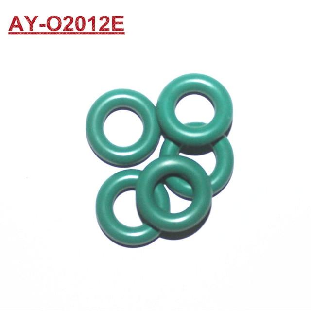 Gratis Verzending 200 Stuks GB3 100 Rubberen Afdichting Oring Diameter 14.58*7.52*3.53 Mm Voor Nissan Brandstof Injector Reparatie kit (AY O2012)