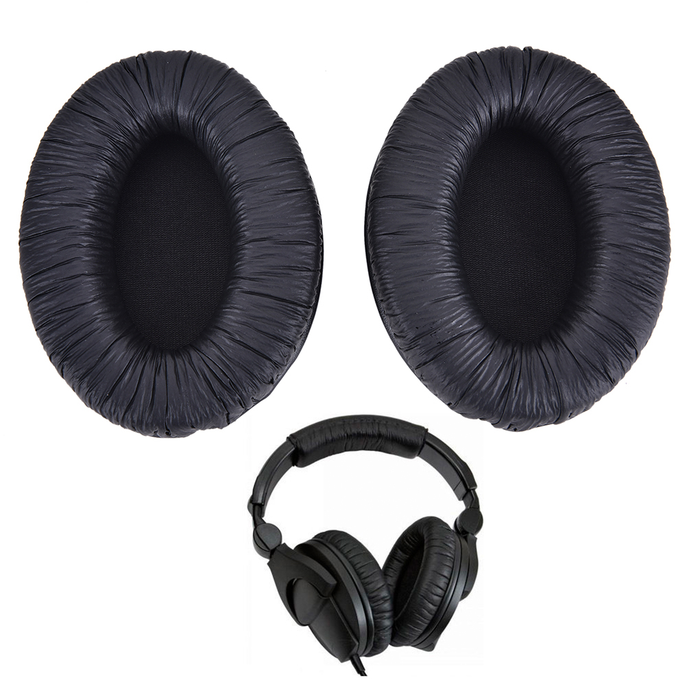 2PCS Comfortable Relaxing Replacement Earpad Ear Pad Soft Foam Warm Care Headphones For <font><b>Sennheiser</b></font> <font><b>HD280</b></font> HD 280 <font><b>PRO</b></font> Headphones image
