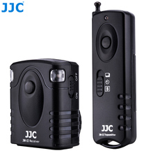 JJC Camera RF Wireless Remote Shutter Release Controller for CANON EOS 850D T8i G1X III 700D SX60 HS SX50 HS 800D 200D 60Da 100D
