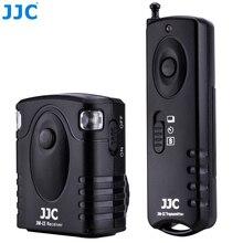 Jjc câmera rf controle remoto sem fio da liberação do obturador para canon eos 850d t8i g1x iii 700d sx60 hs sx50 hs 800d 200d 60da 100d