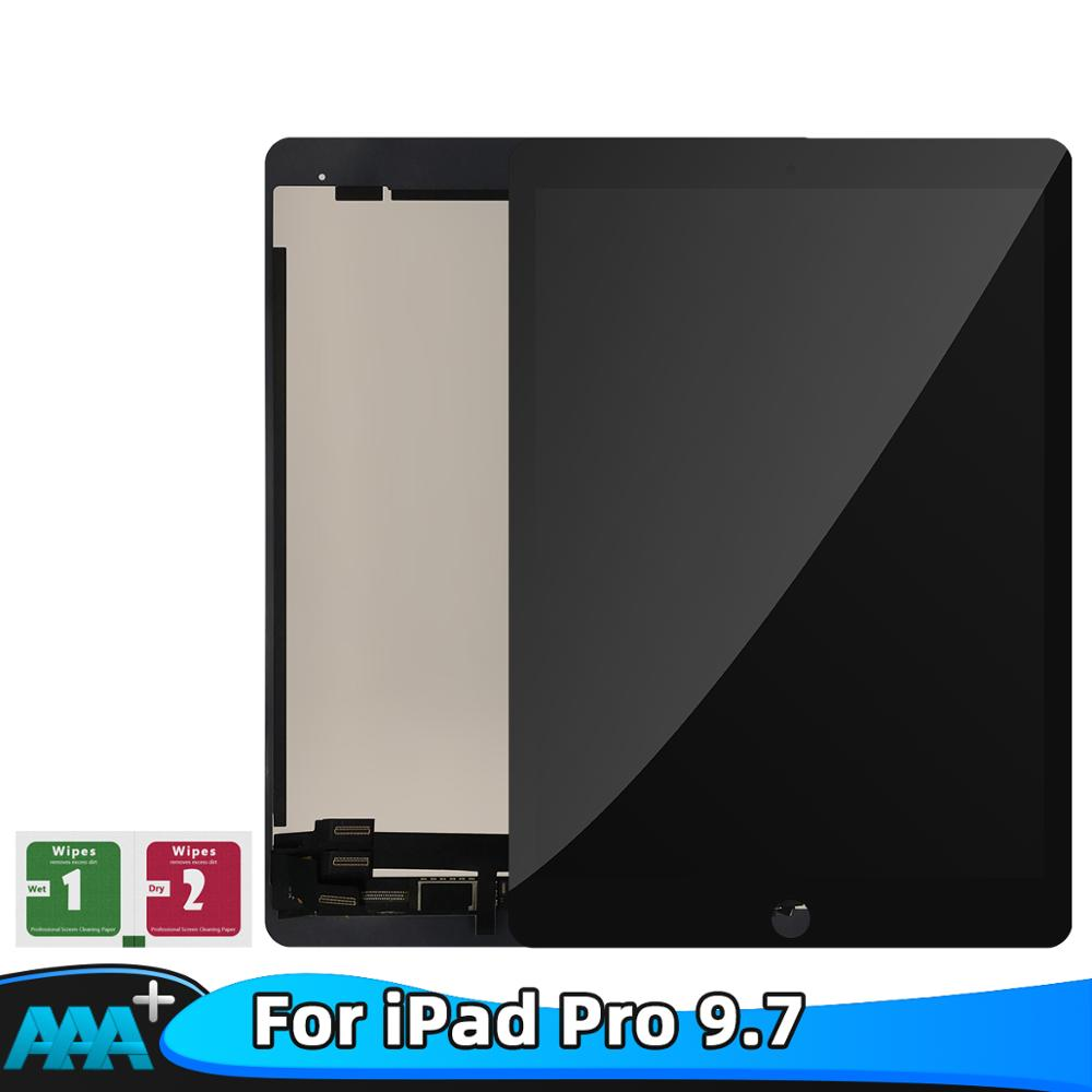 "New 9.7"" LCD Display Touch Screen Digitizer Assembly Replacement Parts For Apple IPad Pro A1673 A1674 A1675 9.7"