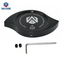 Waase алюминиевая декоративная крышка универсальный дизайн для типа N& type-D крышка радиатора