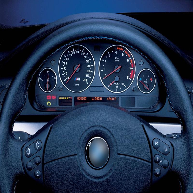 E39 MPG or L//100km Motor for BMW E38 E53 Instrument Cluster p//n 91 218 102