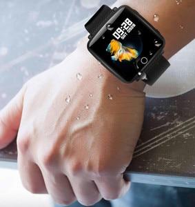 Image 5 - Lenovo HW25P Smart band IP68 waterproof 200mAh BT4.0 2.5D Curved surface Smart Watch English reminder Sport Waterproof Smartband