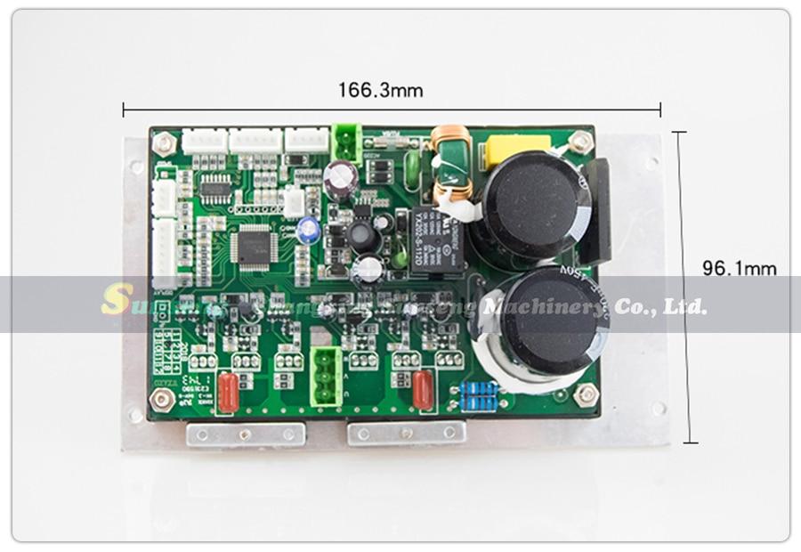 principal wm210v torno power drive board & kit motor