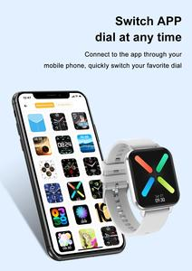 "Image 3 - DTX 1.78 ""HD חכם שעון גברים קצב לב אק""ג דם לחץ Smartwatch 2020 ספורט כושר צמיד עבור ios אנדרואיד huawei xiaomi"