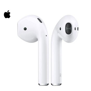 Original Apple AirPods Bluetooth Headset with Wireless Charging Case for iPhone iPad MacBook iPod Apple Watch