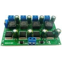 3A 4 Channels Multiple Switching Power Supply Module 3.3V 5V 12V ADJ Adjustable Output DC DC Step Down Buck Converter Board