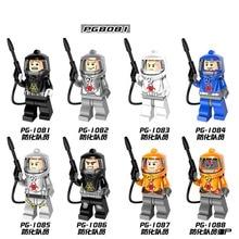 PG8081 Single Sale Super Heroes Defensive Team Members Bricks Figures Collection Model Plastic Building Blocks Toys For Children стоимость
