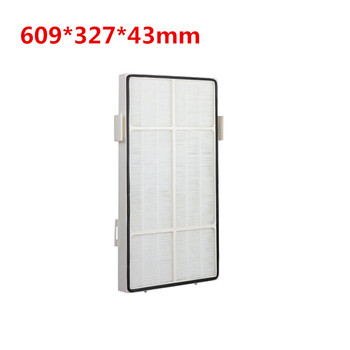 Air purification HEPA Activated carbon central filter Suitable for amway air purifier 101076CH filter replacement image