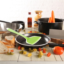 Scraper Spatula Silicone Utensil Cooking Gagets--Tools Kitchen Non-Sticky 1pc Meat-Beef-Egg