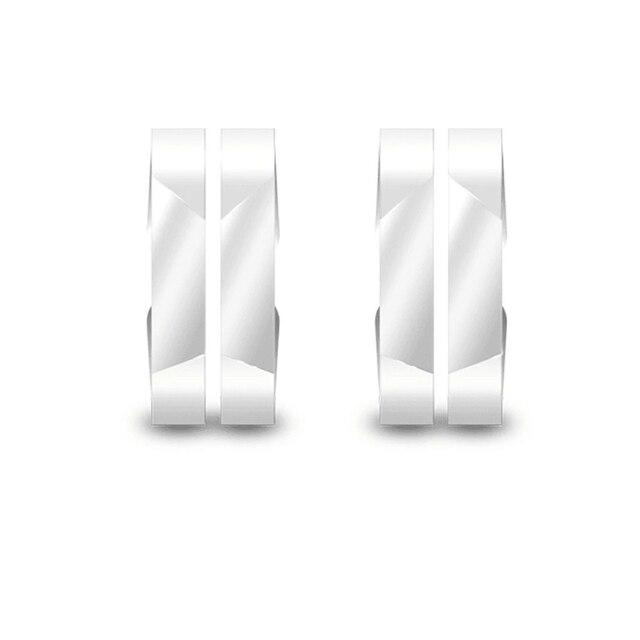 1 Pair Kpop BTS ARMY Letter Couple Ring Custom Box 6