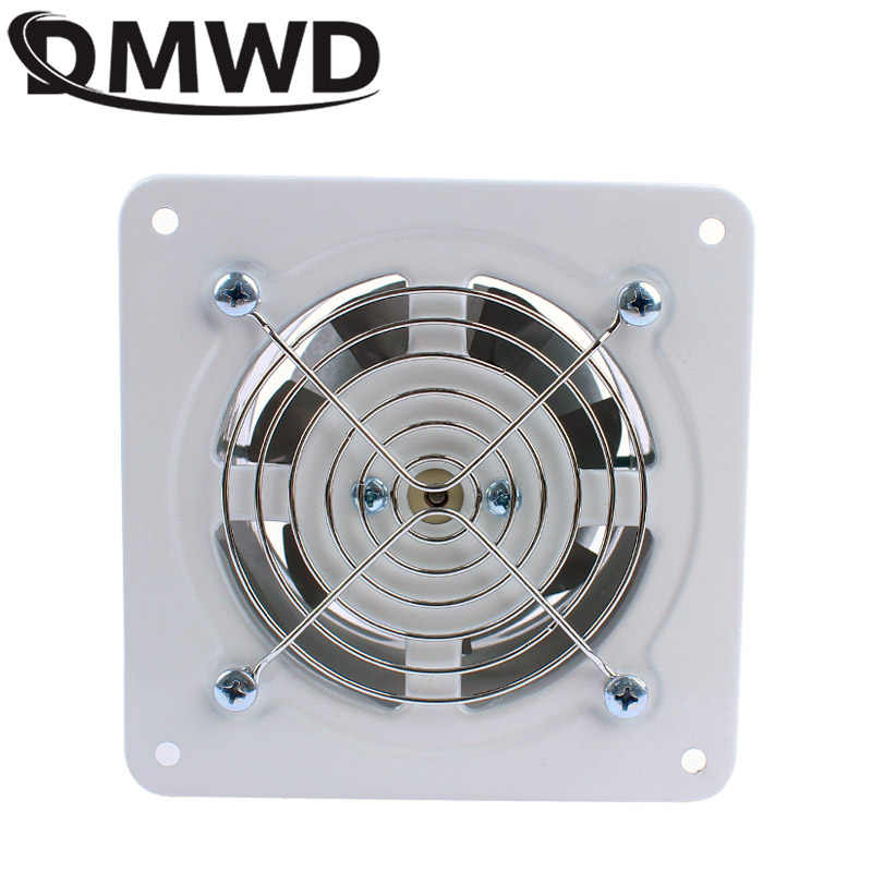 dmwd 4 inch kitchen exhaust fan bathroom wall window toilet duct booster fans ventilation blower 4 exhauster air cleaning vent