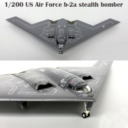 fine  1/200  US Air Force b-2a stealth bomber  558648 alloy aircraft model  Collection model