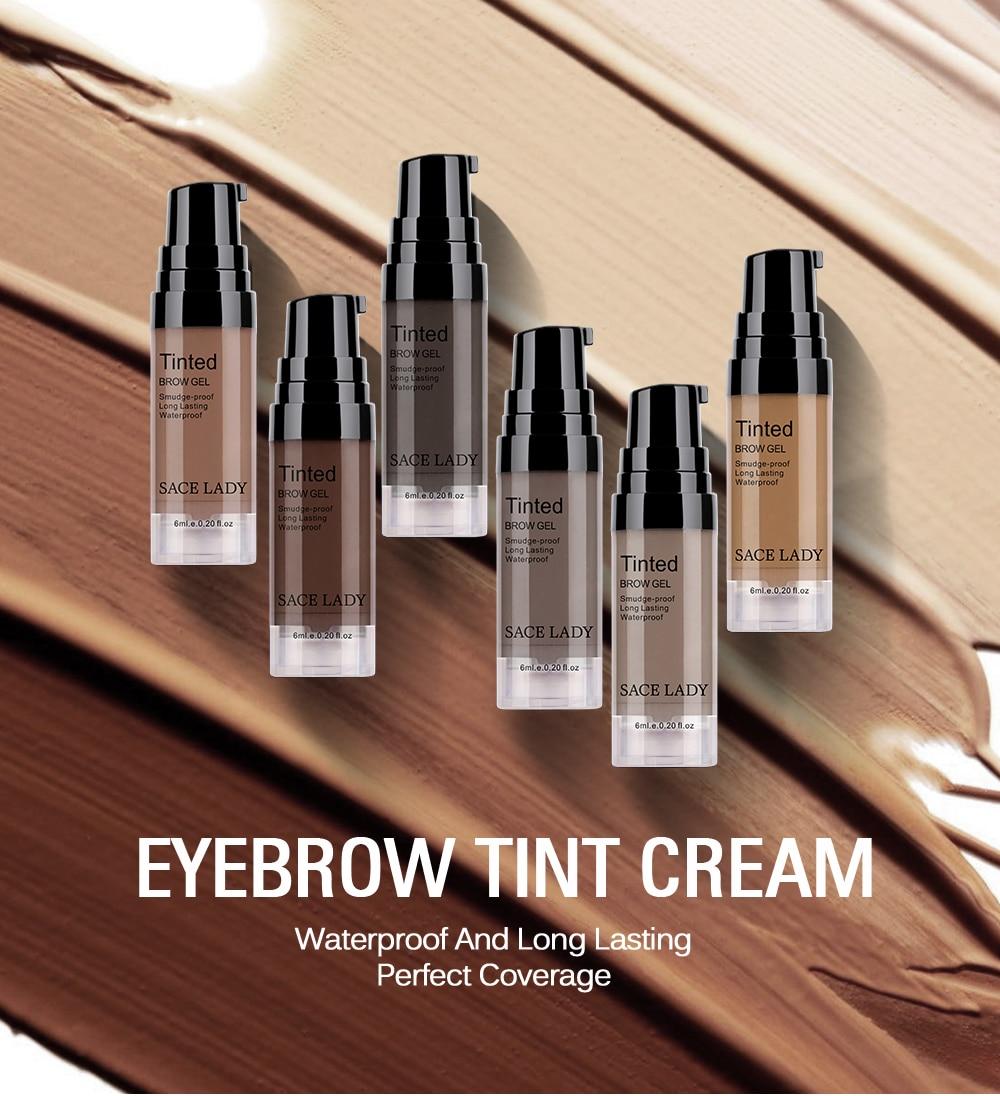 SACE LADY Waterproof Eyebrow Gel