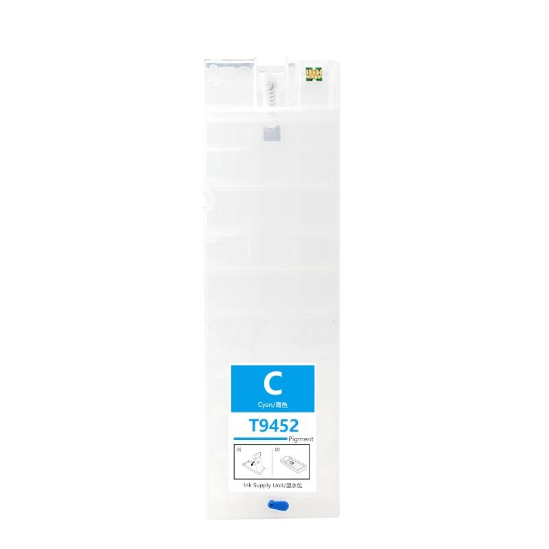 Заправка картриджей для epson wf c5790 c5710 c5290 c5210 струйный