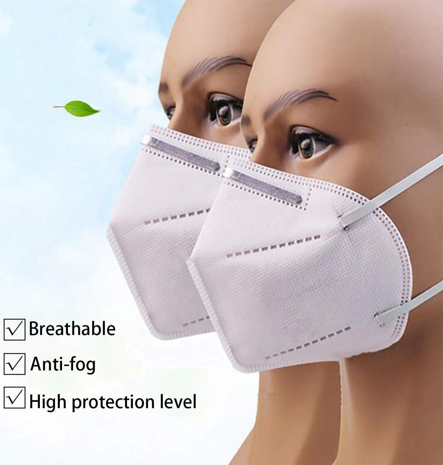 20pcs Tool Face Protect Individual Package Mask Disposable Anti-dust Face Mask Face Safety Garden Woodworking Masks
