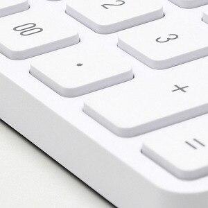 Image 2 - Youpin KACO LEMO pulpit kalkulator fotoelektryczny podwójny Dive 12 numer wyświetlacz inteligentne wyłączanie dla szkolnego biura