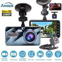 Car DVR Dash Cam Dvr Dash Camera Video Recorder Auto Registrator 4 Inch LCD Screen HD 1080P Driving DVR/Dash Cameras