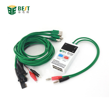 Лучший-053 DC кабель для тестирования тока телефона с выходом 4USB для включения питания и просмотра телефона