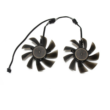 New 85mm DC 12V 4Pin VGA Cooler Fan Replacement For Zotac GTX1060 6Gb GTX 1060 3GB Mini HP RX480 HPRX480 Graphics Video Card DIY original g73jw g73sw laptopo vga graphics card board g53sw sx gtx560m for g53jw mxm n12e gs a1 3gb 100% tested working