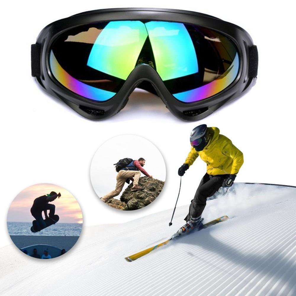 Ski Snowboard Goggles MountainWindproof Skiing Eyewear Snowmobile Winter Outdoor SportsDustproof  Moto Snow Glasses