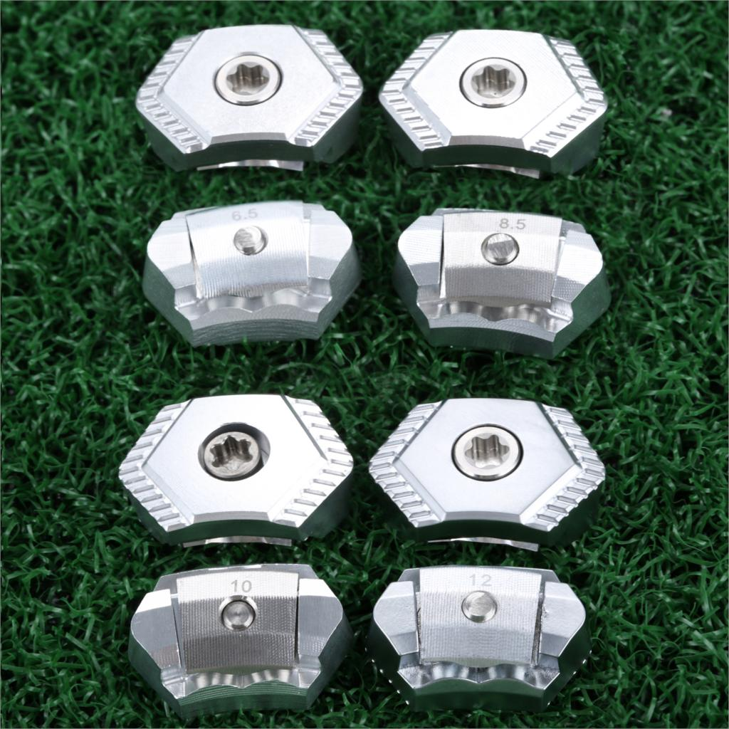 4Pcs For Callaway GBB EPIC Flash Driver Metal Golf Club Heads Sliding Weights Screw Replacement Golf Accessory 6.5g 8.5g 10g 12g