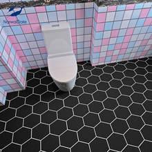 Наклейки для плитки в ванной Кухня пол стикер non slip виниловые