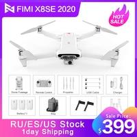 FIMI-Dron Original FIMI X8 SE 2020 con cámara 4K, HD, 5KM, FPV, 33 minutos de vuelo, RTF X8 2020, baterías de carga Combo, piezas de control remoto, venta al por mayor